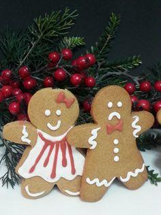 Galletas genjibre #arapostres #navidad #glasa