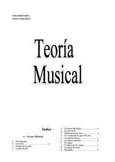 Curso de guitarra teoria musical