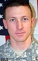 Army 1st Lt. Timothy J. Steele  Died August 23, 2011 Serving During Operation Enduring Freedom  25, of Duxbury, Mass.; assigned to 2nd Battalion, 87th Infantry Regiment, 3rd Brigade Combat Team, 10th Mountain Division, Fort Drum, N.Y.; died Aug. 23 in Kandahar province, Afghanistan, of wounds suffered when insurgents attacked his unit using an improvised explosive device.