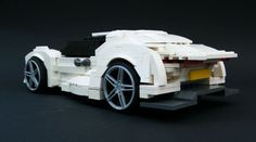 Citroen GT concept car, LEGO® creation by Cole Blaq
