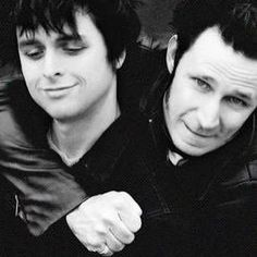 Billie Joe and Mike