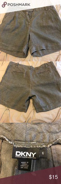 Grey shorts. NWOT. Grey shorts. NWOT. Great condition. Dkny Shorts
