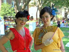 August 2011 Jazz Age Lawn Party