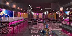 Нощен клуб Премиум - http://interior.mebelidea.com/night-club-premium/