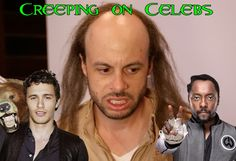 Creeping on Celebs featuring James Franco Will. I. am. and more!