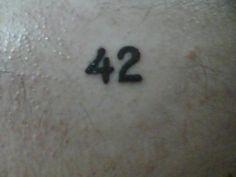 Tattoo #42