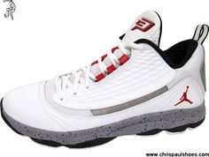 finest selection da991 962d1 Latest Listing Discount Jordan CP3.VI AE White Cement 580580-101 Fashion  Shoes Store