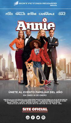 Annie la película Ya he visto Annie, la película, y me ha encantado! y eso que no soy nada fan de los musicales... | estoyradiante.com http://www.estoyradiante.com/2015/01/annie-la-pelicula/