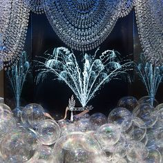 The Great Gatsby (2013) | Gatsby inspired display window at Tiffany & Co.'…