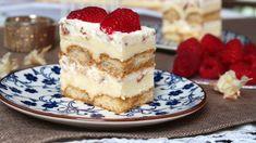 Tort cu piscoturi si crema de gris Tiramisu, Cake Recipes, Cheesecake, Ethnic Recipes, Desserts, Cakes, Kuchen, Tailgate Desserts, Deserts