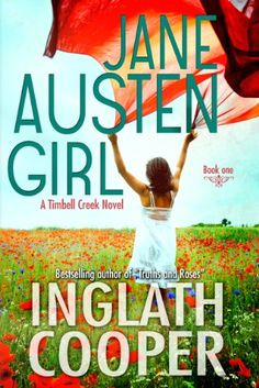 Jane Austen Girl by Inglath Cooper - this book is free on Amazon as of April 17, 2014. Click to get it. See more handpicked free Kindle ebooks - judged by their covers fresh every day at www.shelfbuzz.com