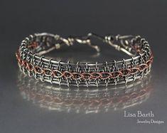 Loop-In-Loop Wire wrap Tutorial   Etsy #wirejewelry