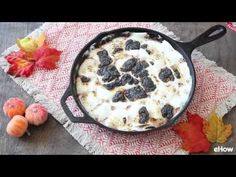 (Pumpkin) Spice up Your S'mores With a Skillet Dip | eHow