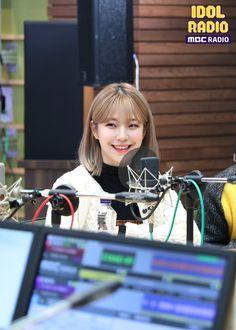 #fromis_9 #Jiheon #MBC_IDOL_RADIO