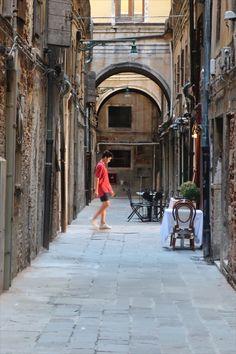 Venezia dopo il lockdown, deserta e tutta per me