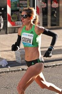 Stephanie Rothstein proves that you can still be an amazing runner even if you have celiac disease #Fitnesspinspiration #vitaminshoppe #contest