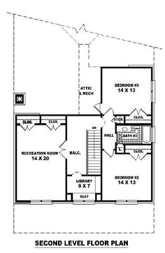 Craftsman House Plan 46858 | Narrow lot house plans, Craftsman and ...