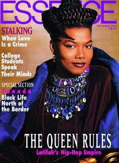 Essence October 1993