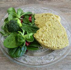 Ma petite cuisine gourmande sans gluten ni lactose: Gâteau salé façon falafel cuit à la vapeur douce sans gluten et sans lactose