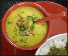 Simple Lentil Dal (Dahl). Photo by Sandi (From CA)