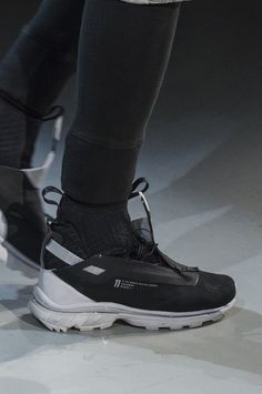 c4161c0e7 Boris Bidjan Saberi Fall 2018 Men s Fashion Show Details
