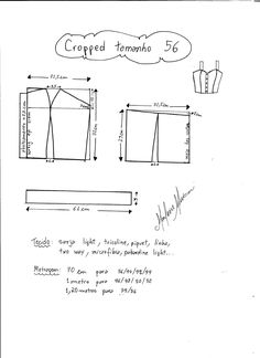 46 Ideas sewing clothes tunics dress tutorials for 2019 Corset Sewing Pattern, Gown Pattern, Pattern Drafting, Sewing Patterns Free, Free Sewing, Clothing Patterns, Sewing Clothes, Diy Clothes, Dress Clothes