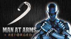 Furyan Ulaks - Chronicles of Riddick - MAN AT ARMS: REFORGED