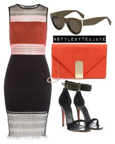 """Untitled #1696"" by stylebyteajaye ❤ liked on Polyvore"