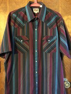Burgundy Shirt Vintage Cow Embroidery Shirt Vintage Burgundy Button Down Shirt Vintage Purple Red Button Up Vintage Cow Pocket Embroidery