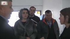 Deputada Carolina Martins visita Centro Comunitário da Qta Conde - Por u...