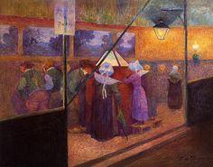 Ferdinand du Puigaudeau - The Magic Lantern (French)