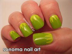 Sonoma Nail Art: Kermit the Frog