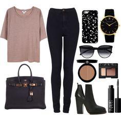 Imagen de fashion, outfit, and Polyvore