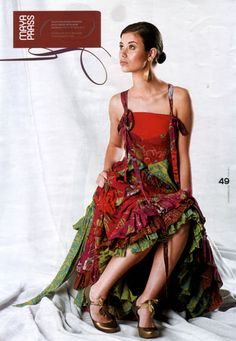 Maya Prass - Cape Town Fashion designer
