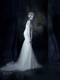 White Dove - CHACHINO Model - Ilana Davies @HAUS Models  MUA - Jacqui Scott Hair - 121 Hair
