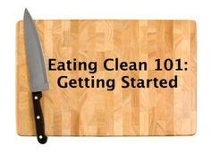 Foods Clean Eating 101