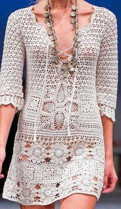 Crochet in details ♥✤ | Keep the Glamour | BeStayBeautiful