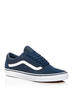 From Vans, these sneakers update a classic laid-back look with a mixed material approach. | Suede/canvas/synthetic/synthetic textile/rubber | Imported | Fits true to size, order your normal size | Rou