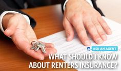 What Does Renters Insurance Usually Cover?