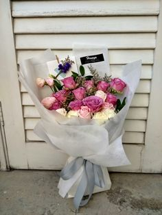 """""""The journey doesn't start at the beginning, it begins at the end."""" Enjoy your journey my dear. You may PM us on FB or contact us at 012-2305670 for further inquiries. Kindly place order at least 3 days before delivery or pick up date. Thanks. #hanayafloristngifts #floristkl #floristpuchong #florist #flowers #flowerbouquet #flowerbasket #flowersarrangement #gifts #klflorist #puchong #love #sweet #hanayabyzen #malaysiaflorist"""