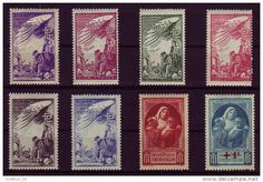 These are charity stamps, not postage, but  for the benefit of PTT. There were 67 different issues from 1938 to 1966 listed in old catalogs like Maury.
