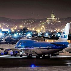 KLM B747-400 @euroaviation