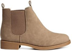 H&M Chelsea Boots that everyone wants on ShopStyle right now!