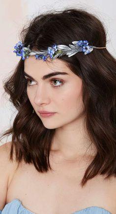 Gardenhead In Bloom Goddess Head Piece
