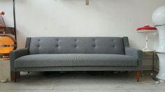1960s danish sofa bed     eBay