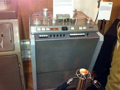 The famous Studer  J37 4-track tape recorder. Used on The Beatles Sgt Peppers and many more.