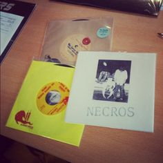 """New 7""""s from Alona's Dream Records"""