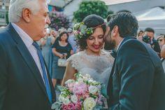 Καλοκαιρινος ρομαντικος γαμος στην Καρδιτσα |Βιλλυ & Ανδρεας - Love4Weddings Wedding Moments, Summer Wedding, Most Beautiful, Kiss, Bride, Wedding Dresses, Fashion, Wedding Bride, Bride Dresses