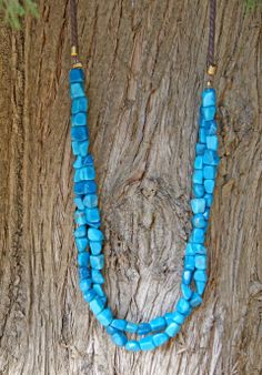 Necklace torquoise