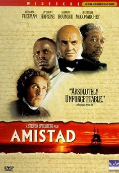 Amazing film when studying the slave trade in America, John Q. Adams and/or the justice system in the U.S.